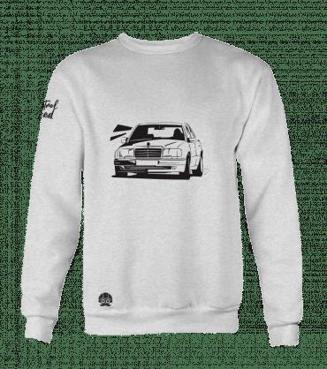 Bluza z Mercedes W124