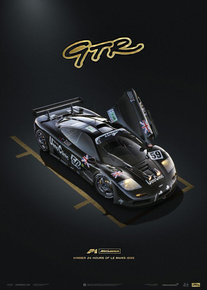 McLaren F1 GTR – 24h Le Mans   Collector's Edition