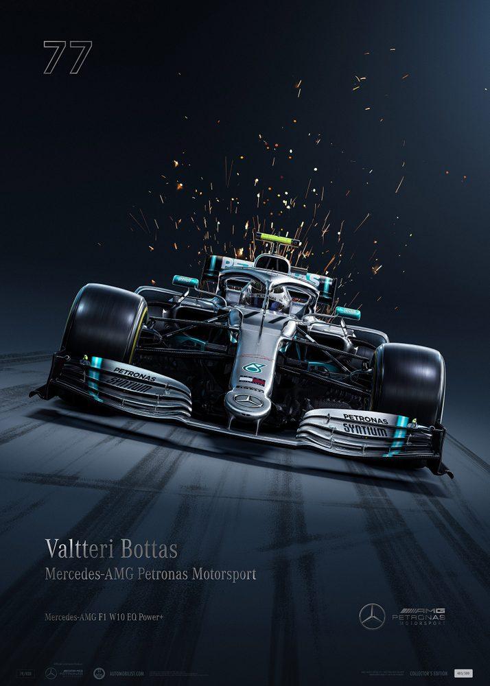 Mercedes-AMG Petronas Motorsport – 2019 – Valtteri Bottas   Collector's Edition