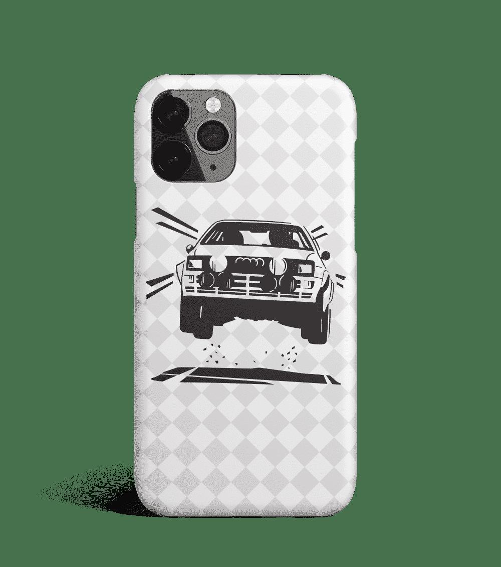 Case na telefon z rajdówką Audi Quattro