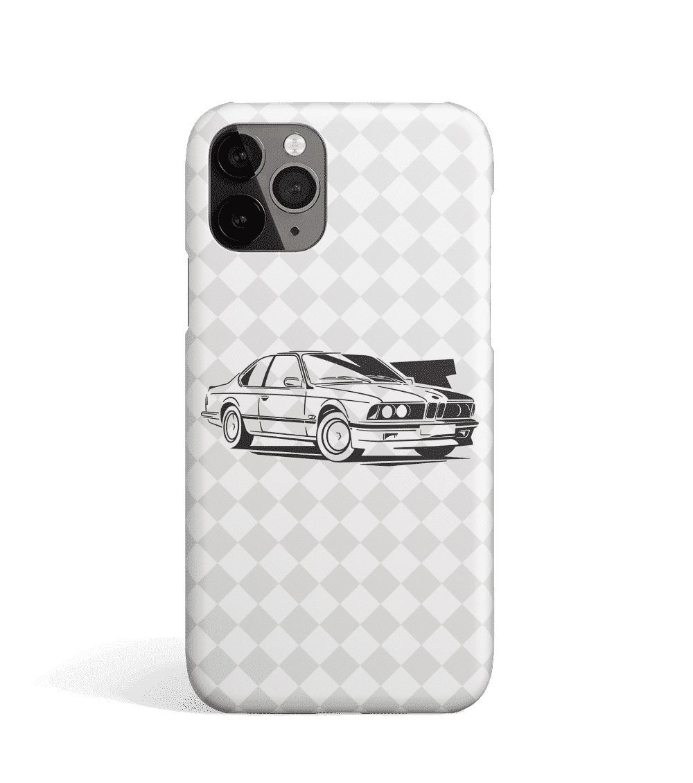 Case na telefon z BMW E24 M6