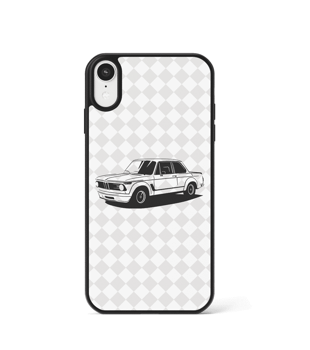 Etui GLASS na telefon z BMW 2002 TURBO