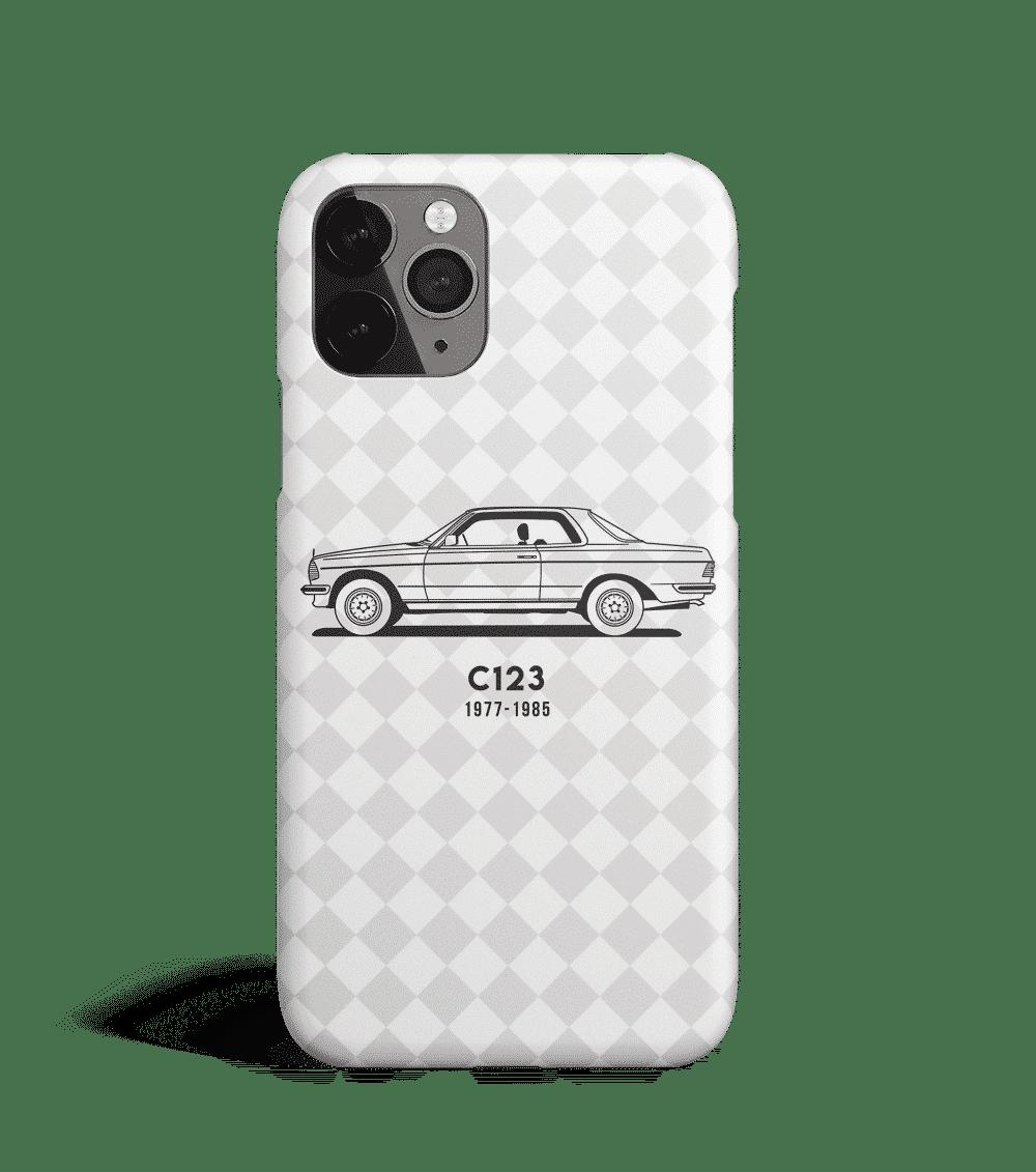 "Etui z Mercedesem C123 ""Beczka"""