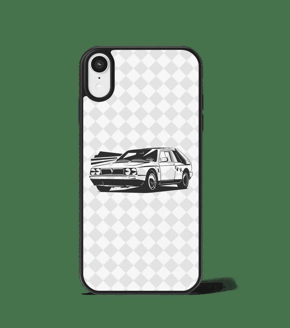 Etui GLASS na telefon z Lancia Delta S4