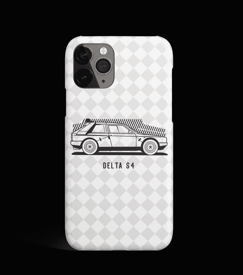 Etui z na telefon z klasykiem Lancia Delta S4