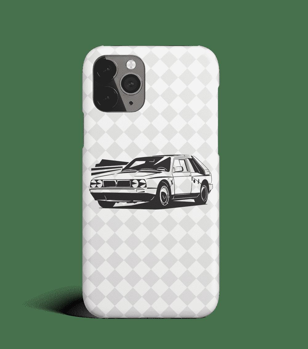 Etui na telefon z Lancia Delta S4