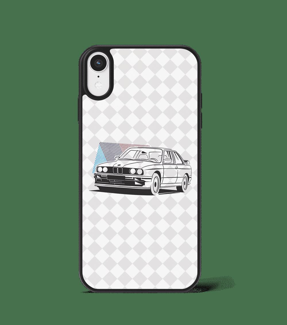 Etui GLASS na telefon z BMW E30 M3