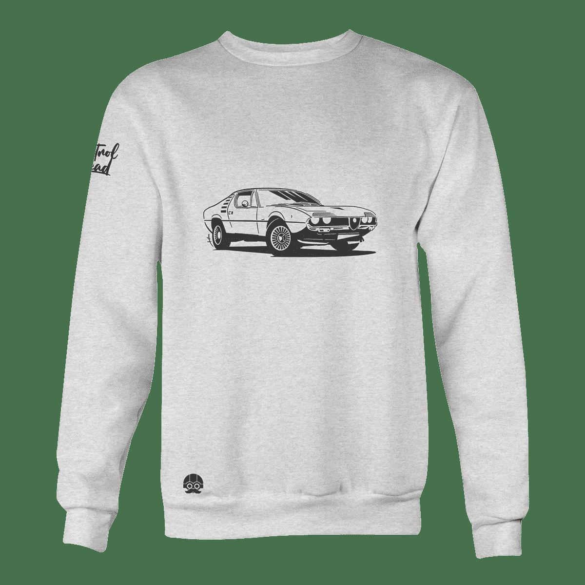Bluza motoryzacyjna z Alfą Romeo Montreal