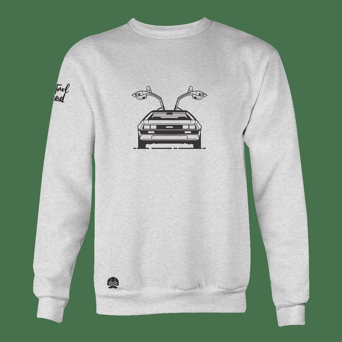 Bluza z samochodem DMC-12